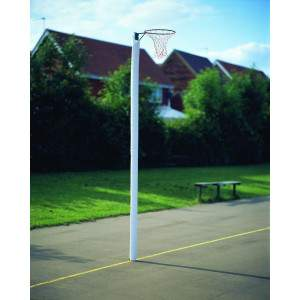 Harrod Socketed International Netball Posts by Podium 4 Sport