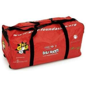 Tri-Golf Wheely Bag by Podium 4 Sport