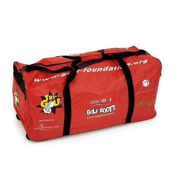 Tri-Golf Wheely Bag by Podium 4 Sport