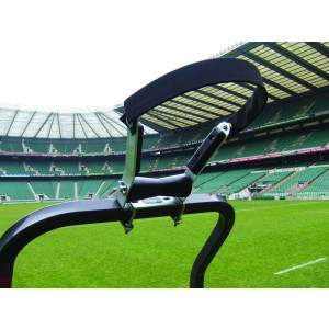 Harrod Hinged Rugby Post Assembly Roller-0
