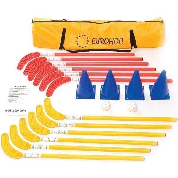 Eurohoc Junior Set by Podium 4 Sport