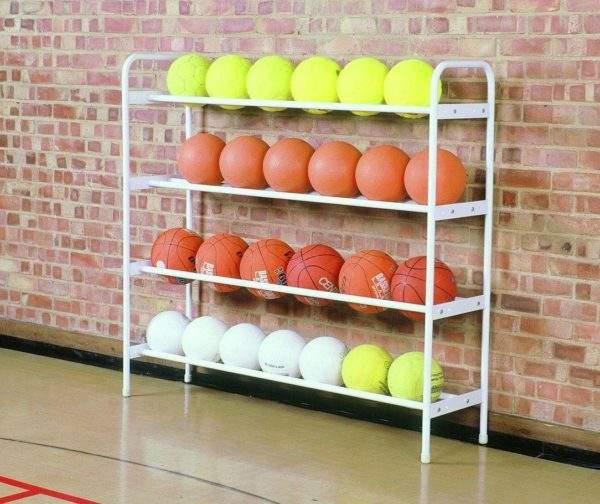 Harrod Ball Storage Shelf Unit-0