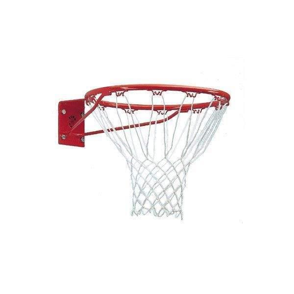 Sure Shot Institutional Basketball Ring Net Set by Podium 4 Sport
