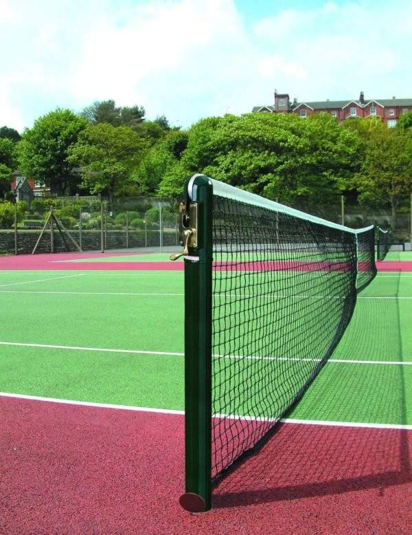 Harrod S1 76mm Round Tennis Posts-0