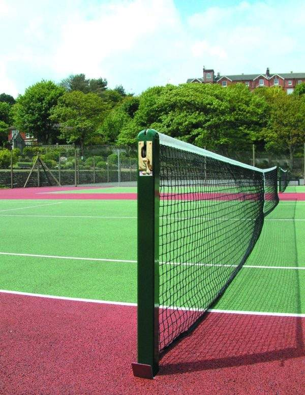Harrod S8 76mm Square Tennis Posts -0