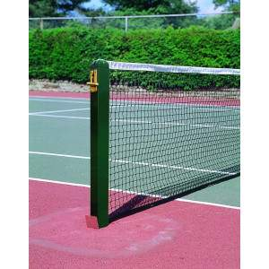 Harrod Aluminium 80mm Square Tennis Posts-0
