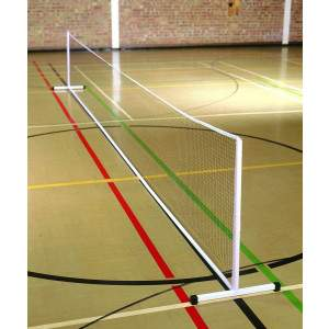 Harrod Freestanding Practice Mini Tennis Posts-0
