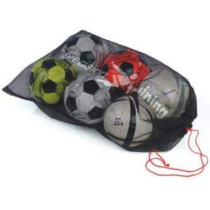 Precision Training 10 Ball Mesh Sack by Podium 4 Sport