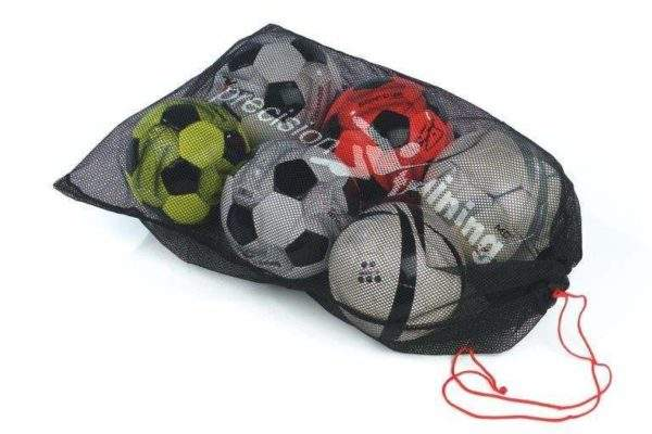 Precision Training 10 Ball Mesh Sack by Podium 4 Sport