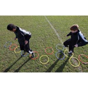 Precision Training Speed Agility Hoops-0