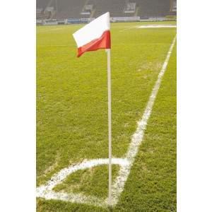 Precision Training Corner Flag Posts by Podium 4 Sport