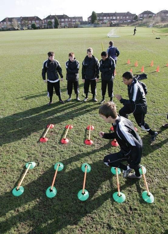 Precision Training Speed Agility Ladder Set by Podium 4 Sport