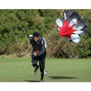 Precision Training Power Speed Parachute-0