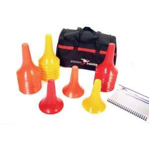 Precision Training Marker Cone Drill Set-0