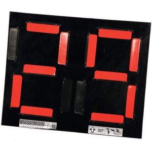 Precision Training Substitutes Number Board-0