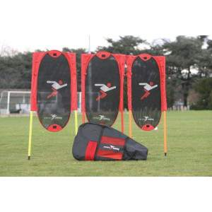 Precision Training Folding Free Kick Man Kit by Podium 4 Sport
