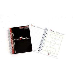 Precision Training A6 Football Pro-Coach Notepad -0