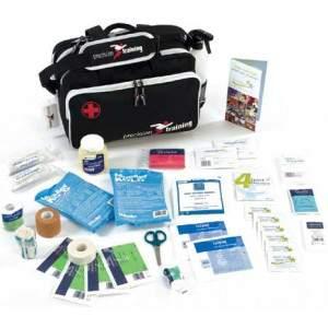 Precision Training Medi Run On First Aid Kit by Podium 4 Sport