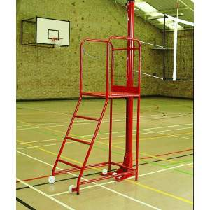 Harrod Steel Volleyball Referee Stand -0