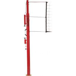 Harrod Socketed Competition Volleyball Posts by Podium 4 Sport
