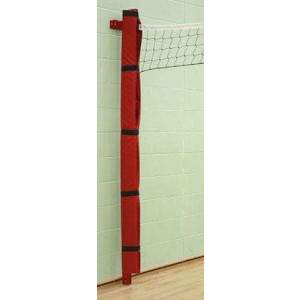 Harrod Wall Mounted Volleyball Posts by Podium 4 Sport