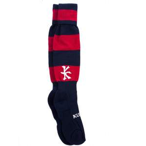Belfast Royal Academy Kukri Junior Boys Socks-0