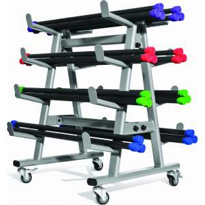 Jordan Fit Bar Rack by Podium 4 Sport