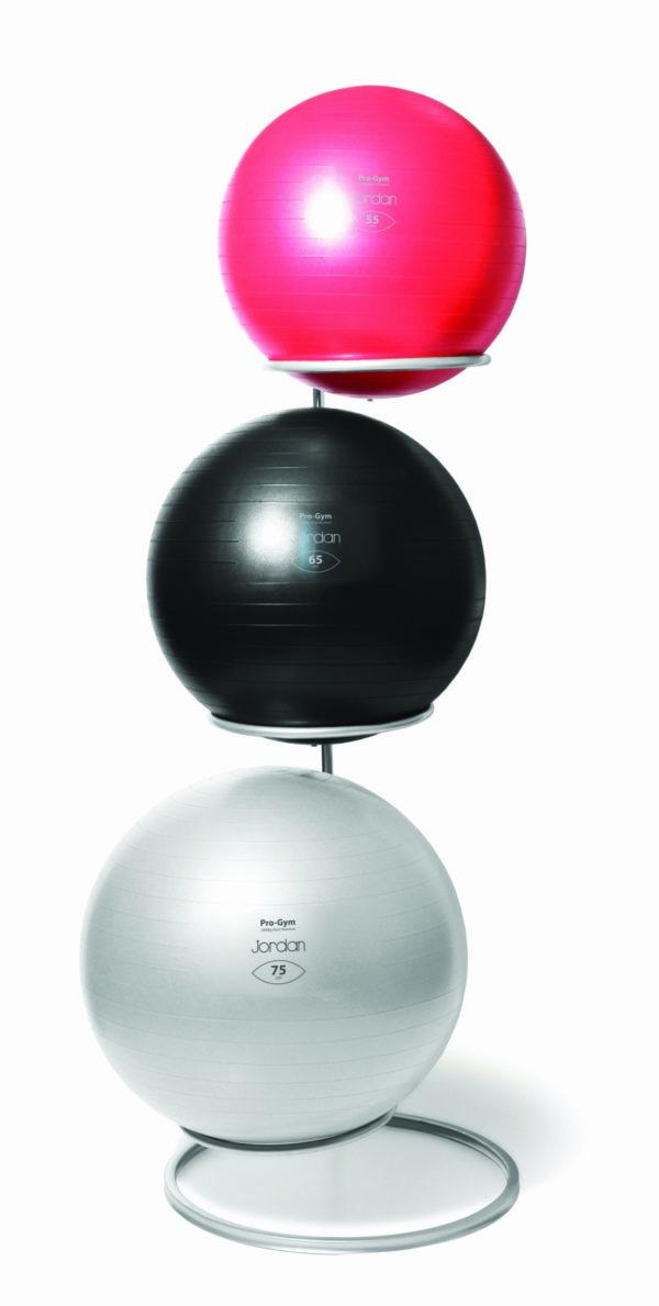 Jordan Fit Ball Rack 3 Ball by Podium 4 Sport