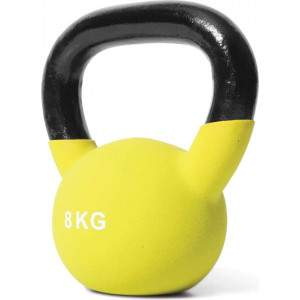 Jordan Neoprene Covered Kettlebells 8kg-0