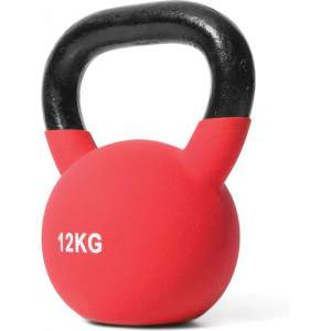 Jordan Neoprene Covered Kettlebells 12kg-0