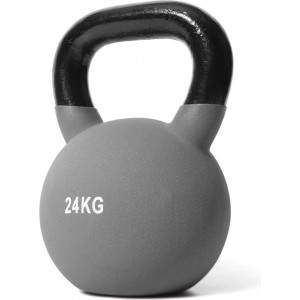 Jordan Neoprene Covered Kettlebells 24kg-0