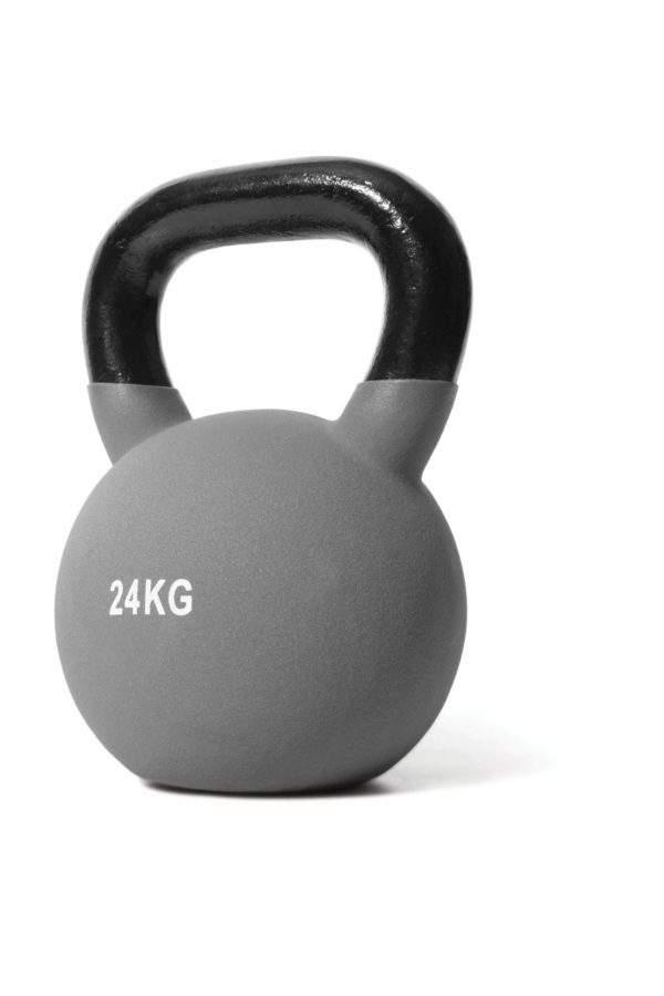 Jordan Neoprene Covered Kettlebells 24kg-0