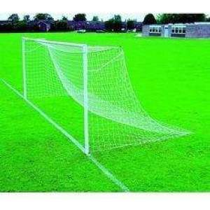 Goal Nets 7.32m x 2.44m, 3mm Thickness by Podium 4 Sport