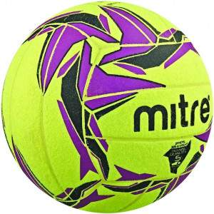 Mitre Indoor Cyclone Football Size 4 by Podium 4 Sport