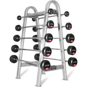 Jordan Barbell Rack 10 Bars by Podium 4 Sport