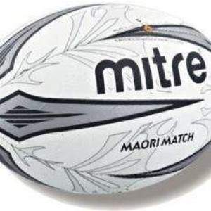 Mitre Maori Match Ball by Podium 4 Sport