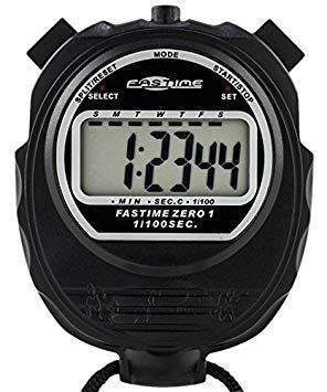 Fastime 01 Stopwatch Black by Podium 4 Sport
