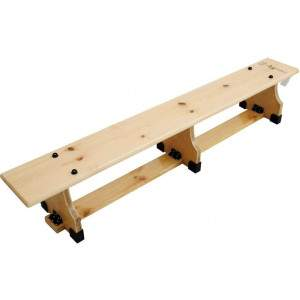 Sureshot Balance Bench 6ft by Podium 4 Sport