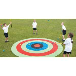 Giant Pop Up Target by Podium 4 Sport