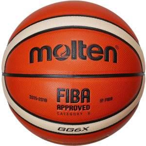 Molten BGG6X Basketball by Podium 4 Sport