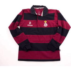 Belfast Royal Academy Kukri Junior Rugby Shirt-0