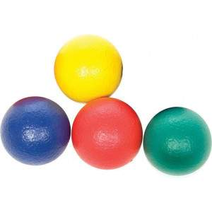 Coated Foam Ball by Podium 4 Sport