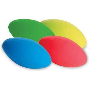 Foam Rugby Balls by Podium 4 Sport