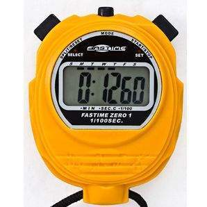 Fastime 01 Stopwatch Yellow by Podium 4 Sport