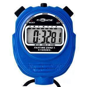 Fastime 01 Stopwatch Blue by Podium 4 Sport