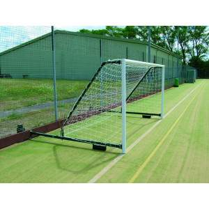 Harrod 3G Fence Folding Goal - 16' x 6' by Podium 4 Sport