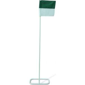 Harrod Corner Flag Two Colours by Podium 4 Sport