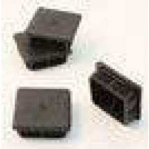 Harrod Drop-in Lids for 76mm square posts Plastic by Podium 4 Sport