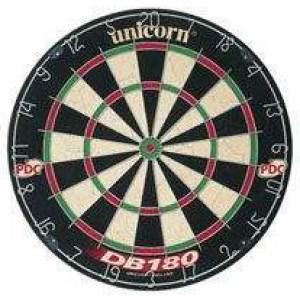 Unicorn Bristle Dartboard by Podium 4 Sport