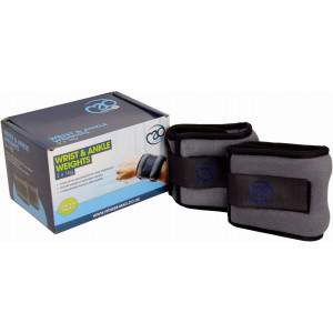 Fitness Mad Wrist and Ankle Weights by Podium 4 Sport